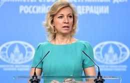 Nga trục xuất một nhà ngoại giao Slovakia