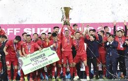 Bộ trưởng Bộ Văn hóa Thể thao và Du lịch thưởng nóng ĐT Việt Nam 1 tỷ đồng sau chức vô địch AFF Cup 2018