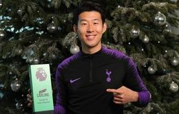 Benitez, Son Heung Min và Salah và được vinh danh