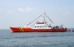 Tiếp tục tìm kiếm 3 thuyền viên gặp nạn trên biển Vũng Tàu