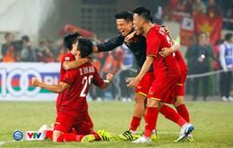 ẢNH: Toàn cảnh chiến thắng của ĐT Việt Nam trước ĐT Malaysia trên sân Mỹ Đình