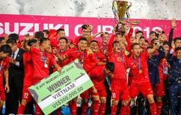 Cảm xúc vỡ òa của NHM miền Trung khi Việt Nam vô địch AFF Cup 2018