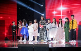 Lộ diện top 7 vào bán kết Giọng hát Việt nhí