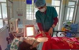Mổ cấp cứu - cứu sống sản phụ bị sản giật nặng