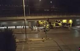 Hy Lạp: Nổ lớn gần trụ sở đài truyền hình SKAI TV