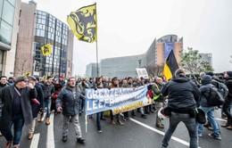 Bỉ: Tuần hành phản đối Hiệp ước di cư