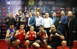 7 võ sĩ Việt sẽ góp mặt tại Giải muay quốc tế - Tranh đai Vô địch USC