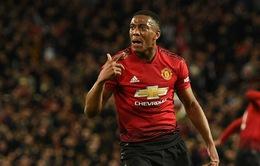Martial bỏ qua đại chiến PSG, trở lại trong trận thư hùng với Arsenal