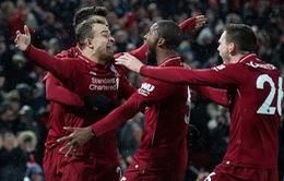 ĐHTB vòng 17 Ngoại hạng Anh: Hàng tiền vệ mang âm hưởng Liverpool