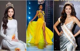 2018 - Một năm đại thắng của nhan sắc Việt