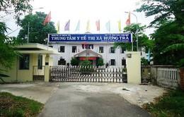 Thừa Thiên - Huế: Nữ bệnh nhân tử vong nghi do sốc thuốc sau mổ ruột thừa