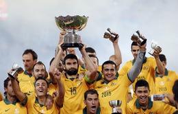 Chiêm ngưỡng những nhà vô địch Asian Cup trong lịch sử