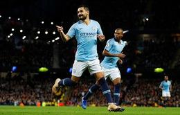 HIGHLIGHTS: Man City 3-1 Bournemouth (Vòng 14 Ngoại hạng Anh)