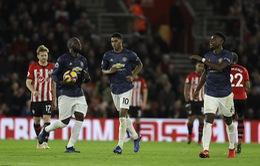 VIDEO Southampton 2-2 Man Utd: Lukaku, Herrera cứu nguy