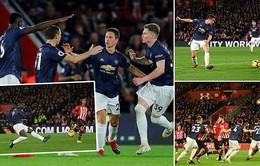 Kết quả bóng đá quốc tế sáng 2/12: Real Madrid tìm lại chiến thắng, Juvetus bay cao, Man Utd hòa bạc nhược