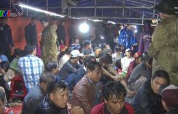 Khởi tố vụ đánh bạc tại Phú Yên