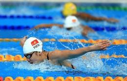 Môn bơi Đại hội Thể thao toàn quốc 2018, ngày 3/12: Ánh Viên giành thêm 2 HCV