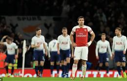 Tứ kết cúp Liên đoàn Anh: Arsenal gục ngã trước Tottenham