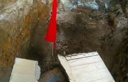 Lâm Đồng: Phát hiện kho đạn pháo khi đào đường