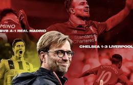 Jurgen Klopp - cơn ác mộng của Jose Mourinho