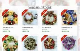 Nhiều gia đình mạnh tay mua sắm dịp Giáng sinh