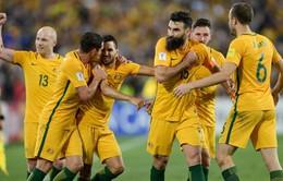 ĐKVĐ Australia mang lực lượng cực mạnh dự Asian Cup 2019