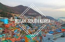 Những điểm đến tuyệt đẹp ở thành phố du lịch tốt nhất châu Á Busan