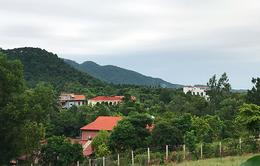 """Hà Nội cho phép Sóc Sơn cưỡng chế 18 công trình """"xẻ thịt"""" đất rừng"""