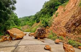 Khắc phục sạt lở ở Bán đảo Sơn Trà, Đà Nẵng