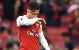 """""""Lỡ duyên"""", Arsenal bằng mọi cách muốn đẩy Mesut Ozil đi trong tháng 1/2020"""