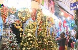 Không khí Giáng sinh sớm ở Hà Nội