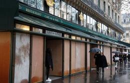 Paris hỗ trợ chủ cửa hàng sau các cuộc biểu tình