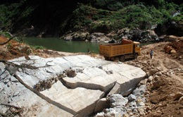 Kon Tum: Dự án thủy điện hàng trăm tỷ bị bỏ hoang giữa núi rừng