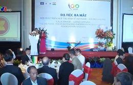 Ra mắt Hội Phát triển hợp tác kinh tế Việt Nam - ASEAN