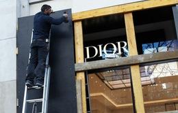 """Pháp hỗ trợ các cửa hàng bị đập phá do biểu tình """"áo vàng"""""""
