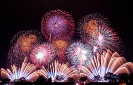 Xác định 8 đội sẽ tranh tài tại Lễ hội pháo hoa quốc tế Đà Nẵng 2019