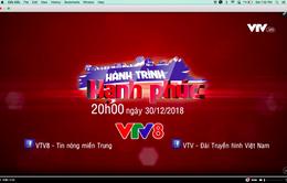 """""""Hành trình hạnh phúc"""" - Chương trình đặc biệt chào năm mới 2019 trên VTV8"""