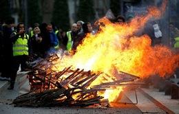 Pháp: Phong trào áo vàng biểu tình tuần thứ 6