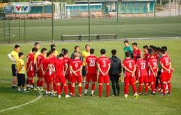 Asian Cup 2019: Thanh Bình bị loại, ĐT Việt Nam chốt danh sách 23 cầu thủ chính thức