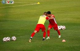 ĐT Việt Nam tiếp tục rèn quân chờ Asian Cup 2019