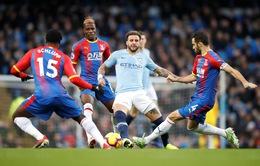 VIDEO Tổng hợp trận đấu: Manchester City 2 - 3 Crystal Palace (Vòng 18 Ngoại Hạng Anh)