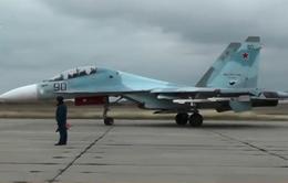 Nga triển khai máy bay đến Crimea