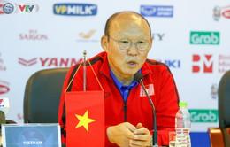 """HLV Park Hang Seo: """"Gặp CHDCND Triều Tiên giúp ĐT Việt Nam chuẩn bị tốt hơn cho Asian Cup"""
