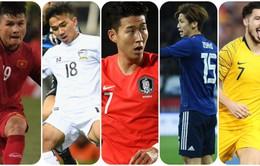 Asian Cup 2019: Báo châu Á xếp Quang Hải đồng hạng Son Heung-min