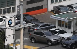 Hàn Quốc phạt BMW 9,9 triệu USD