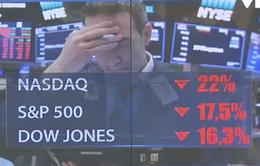 Bộ trưởng Bộ Tài chính Mỹ nỗ lực xoa dịu lo ngại của thị trường tài chính