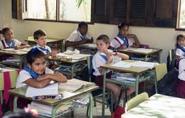 Hệ thống giáo dục Cuba tốt nhất Mỹ Latinh