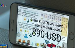 Biến tướng đa cấp online, thu nhập khủng 5 - 80 triệu đồng/tuần