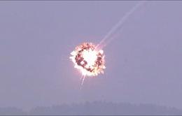 Hàn Quốc hoàn tất phát triển tên lửa đánh chặn dẫn đường mới