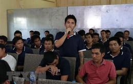 Cà Mau: Vận động học viên trở lại cơ sở cai nghiện